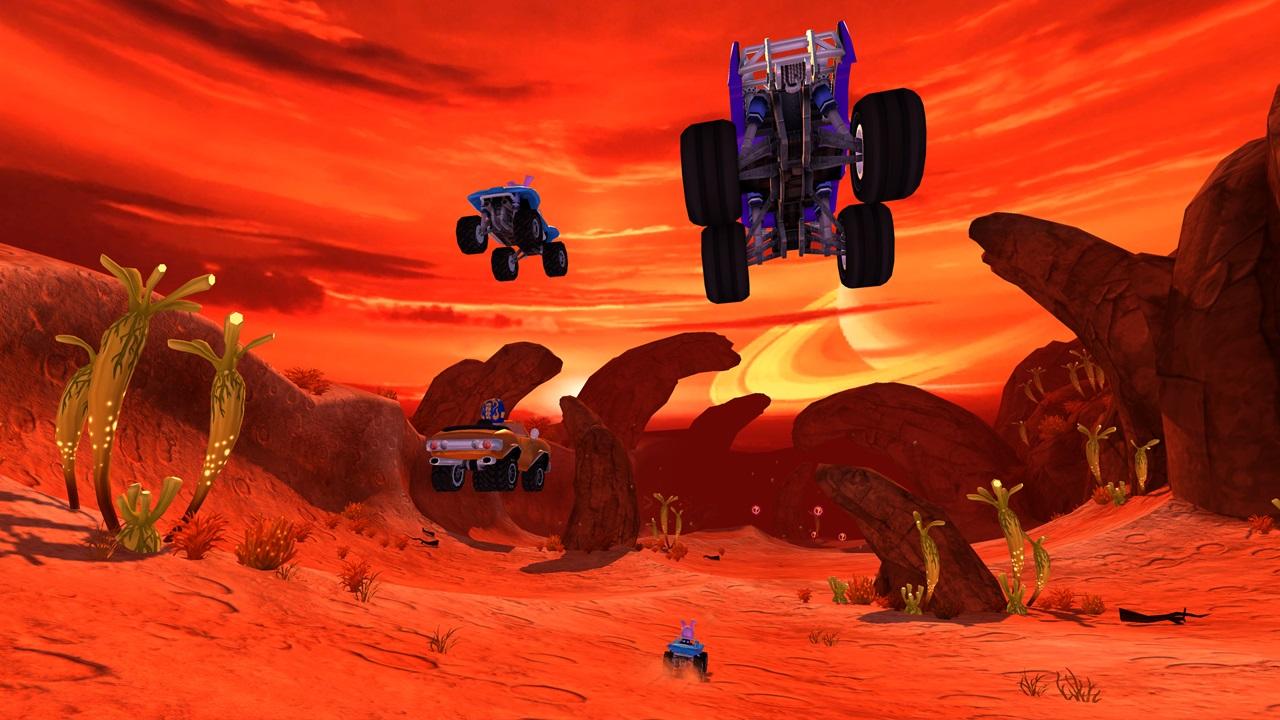 Скриншот №5 к Beach Buggy Racing