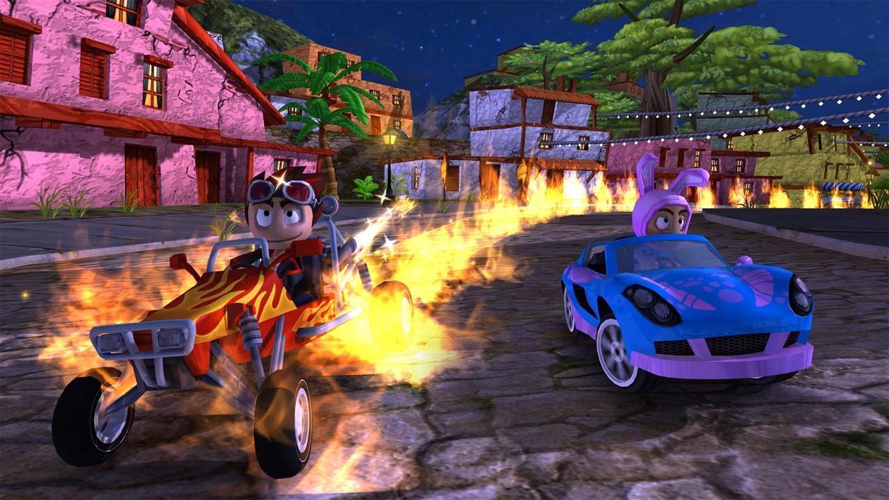 Скриншот №10 к Beach Buggy Racing