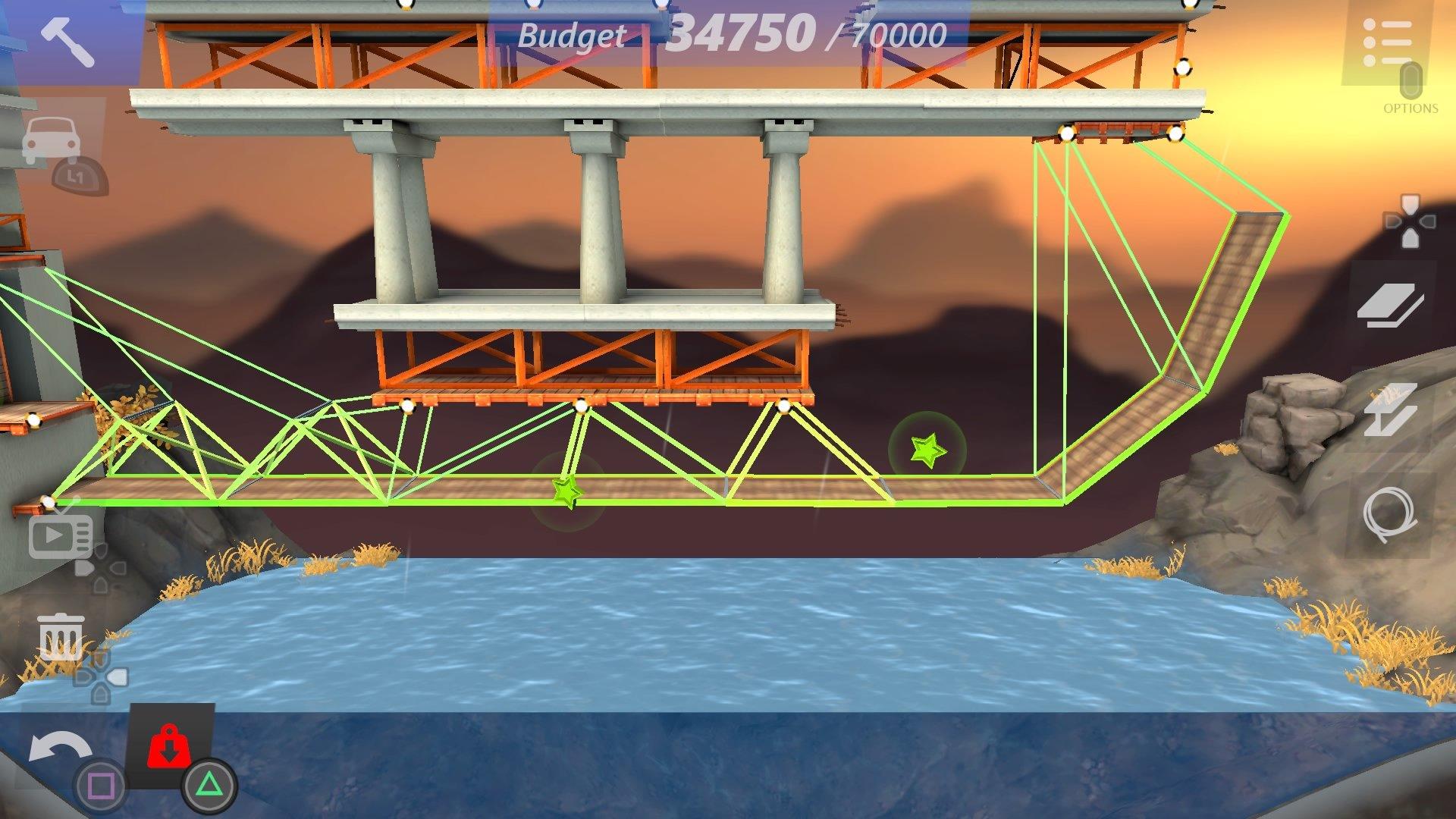 Скриншот №6 к Bridge Constructor Stunts
