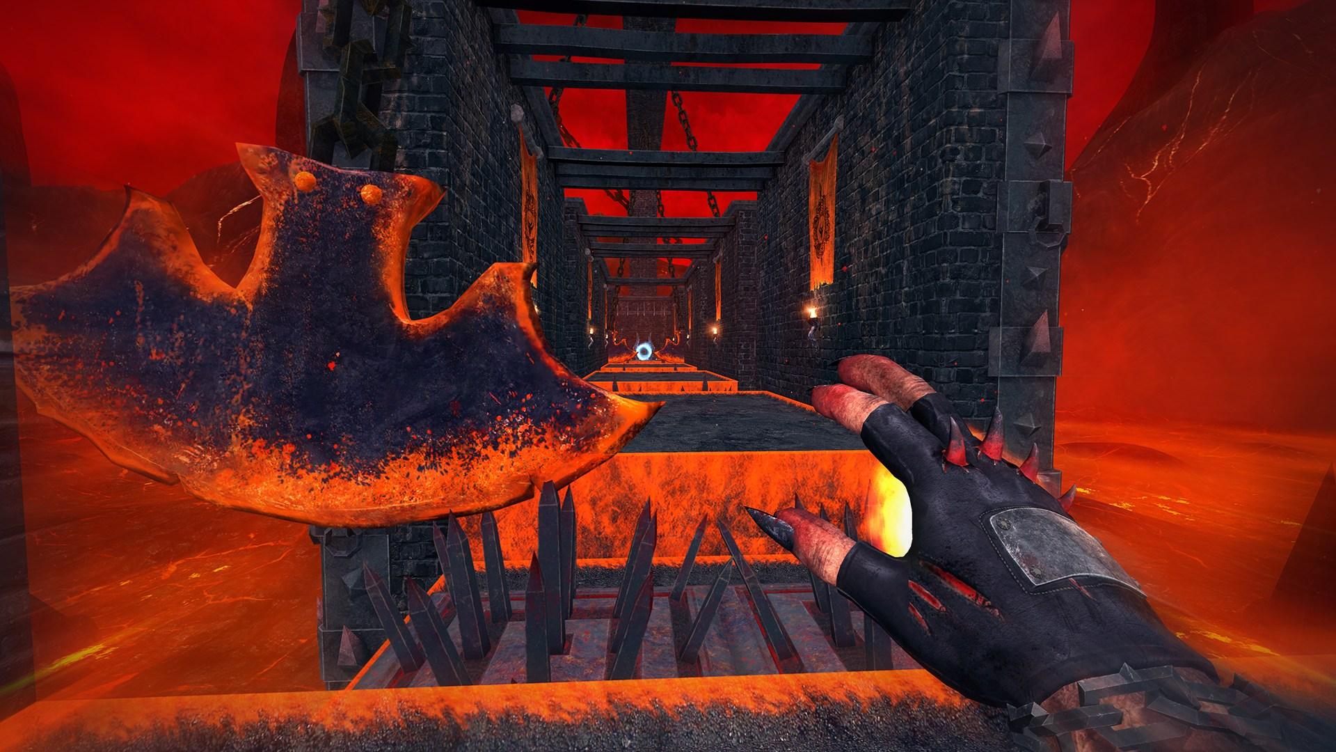 Скриншот №4 к SEUM Speedrunners from Hell