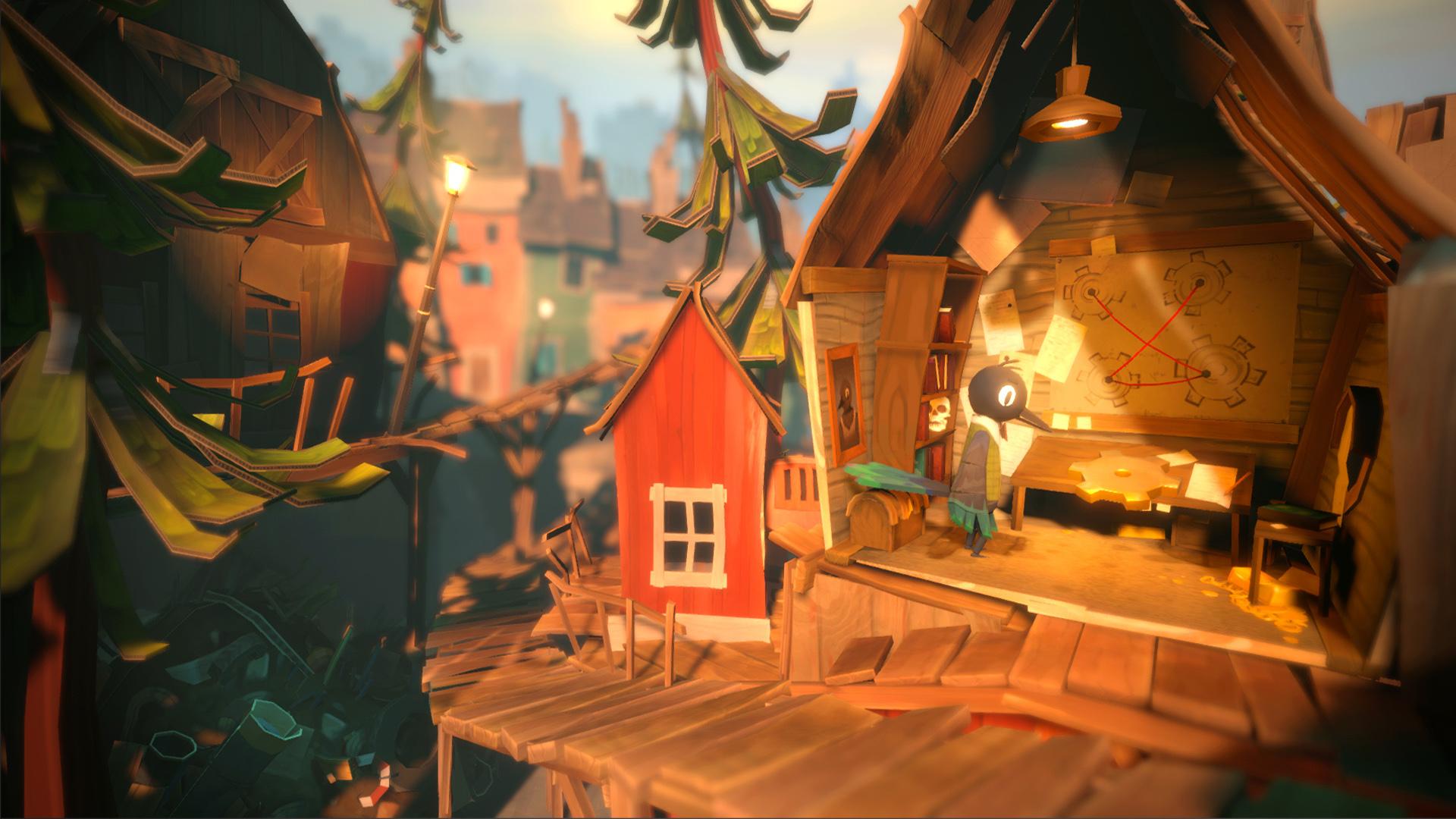 Скриншот №9 к Ghost Giant