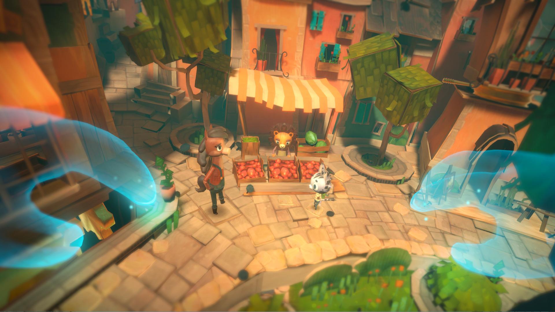 Скриншот №5 к Ghost Giant