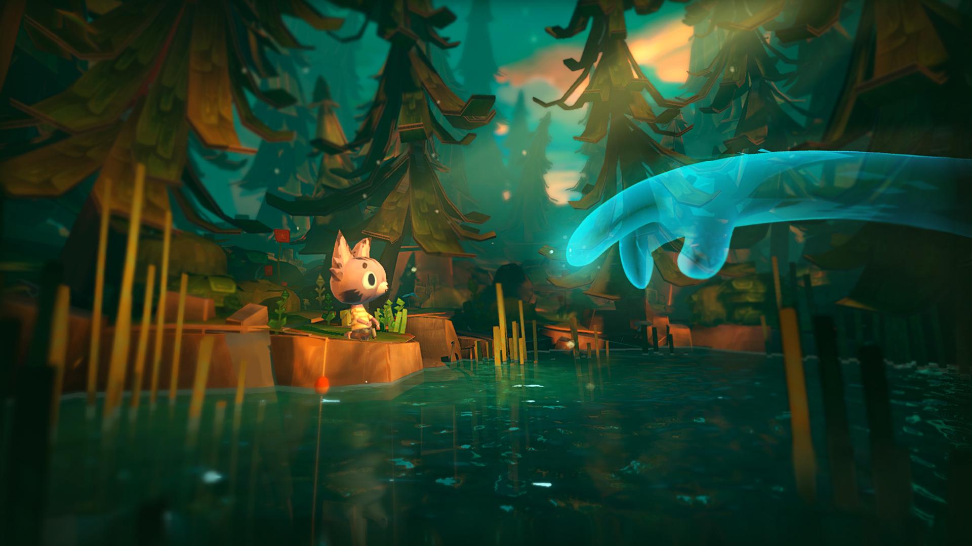 Скриншот №1 к Ghost Giant
