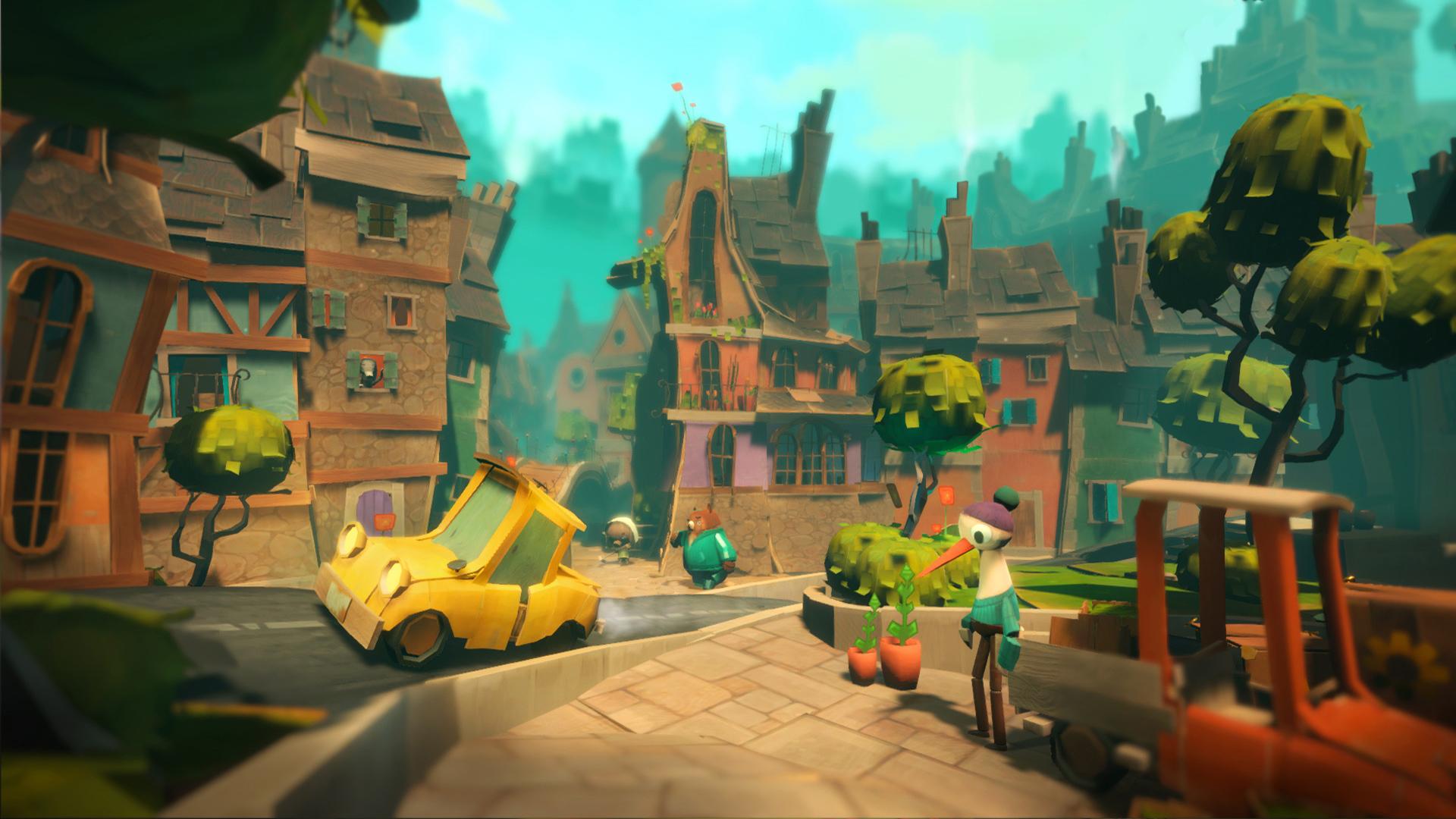 Скриншот №8 к Ghost Giant
