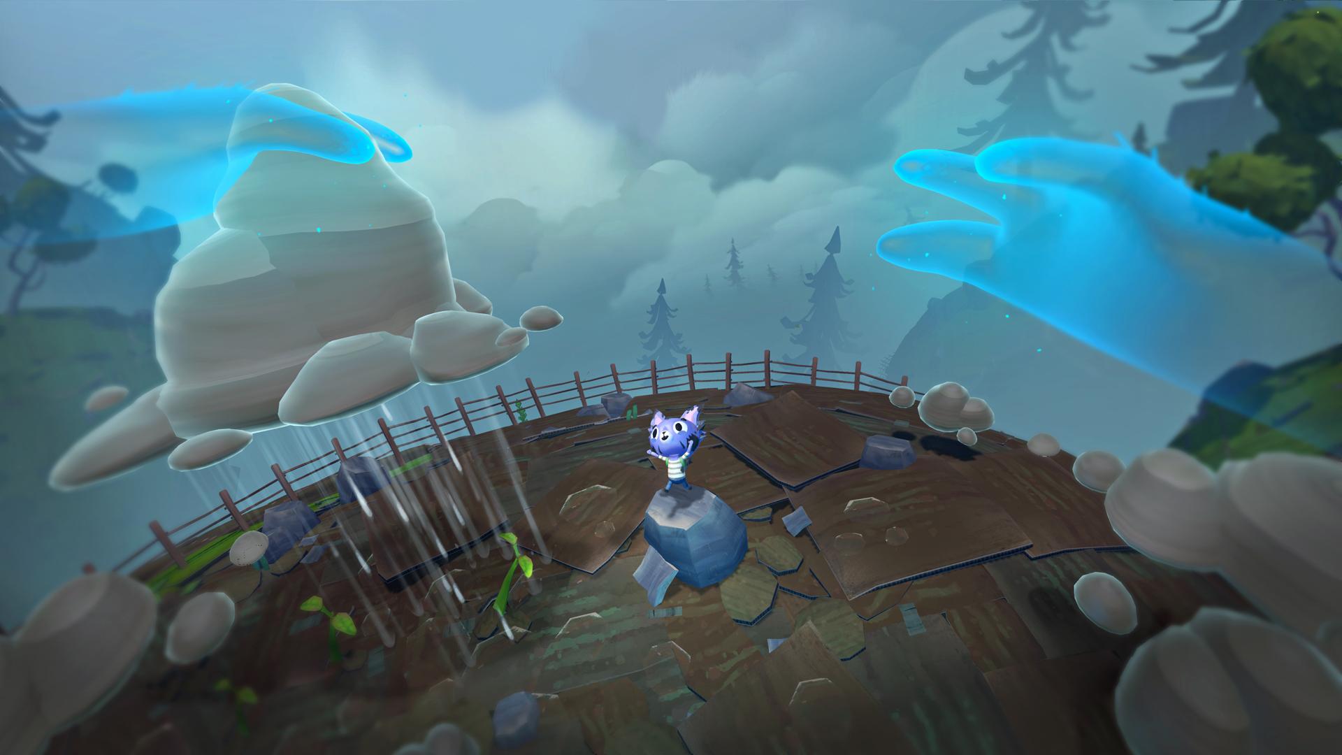Скриншот №3 к Ghost Giant