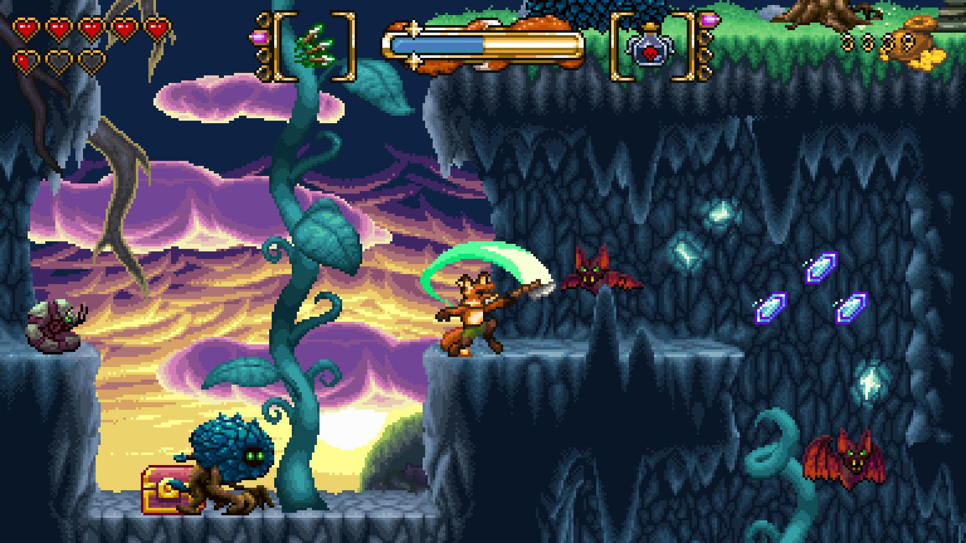 FOX n FORESTS скриншот 10