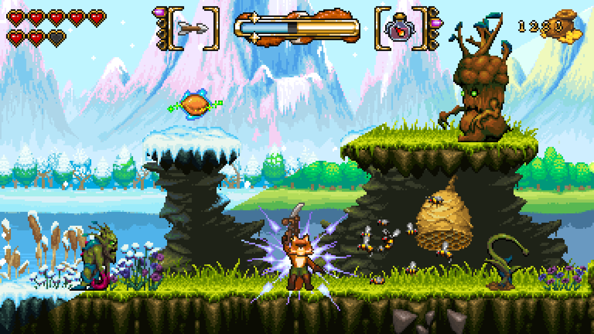 FOX n FORESTS скриншот 4