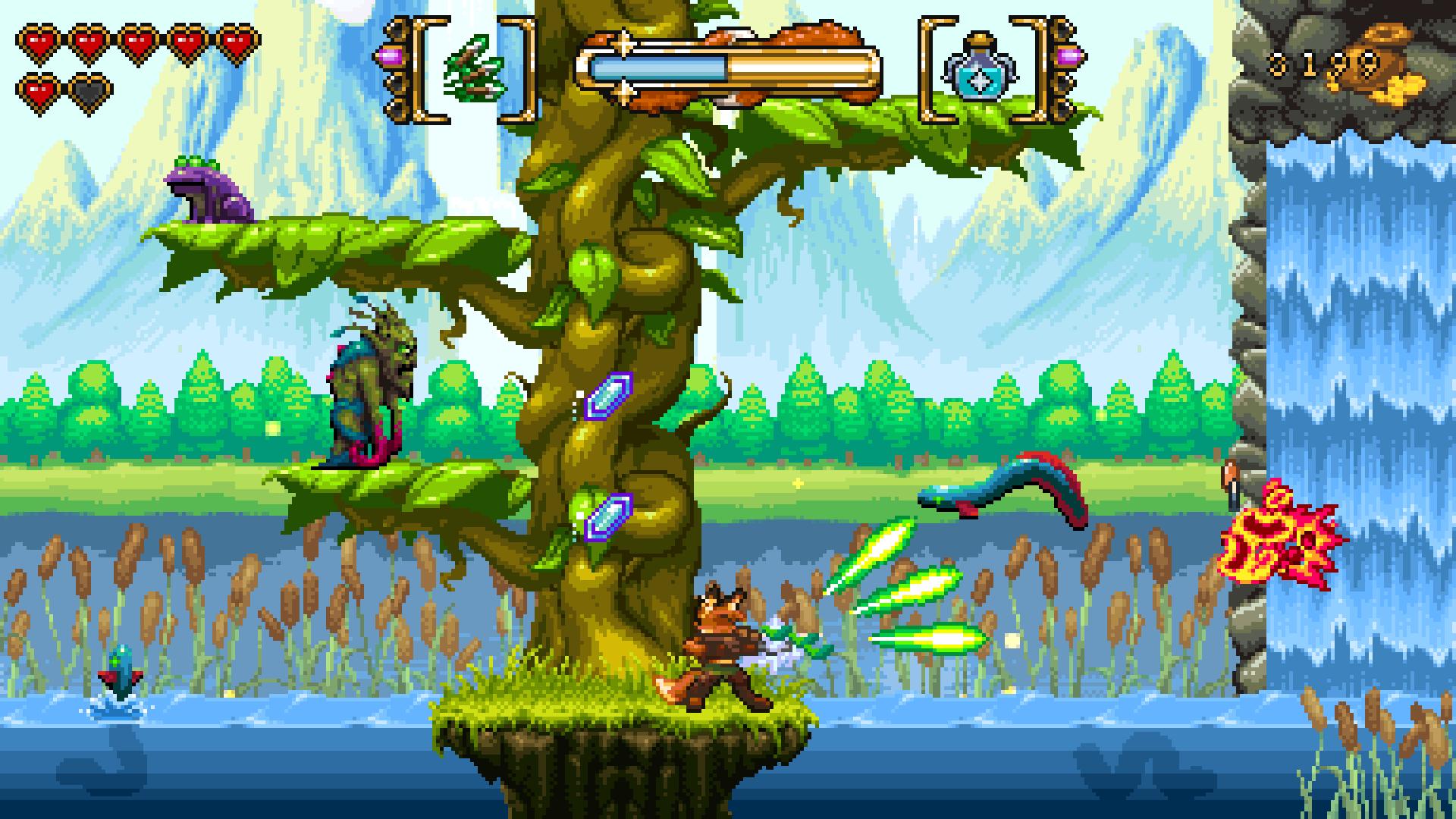 FOX n FORESTS скриншот 5