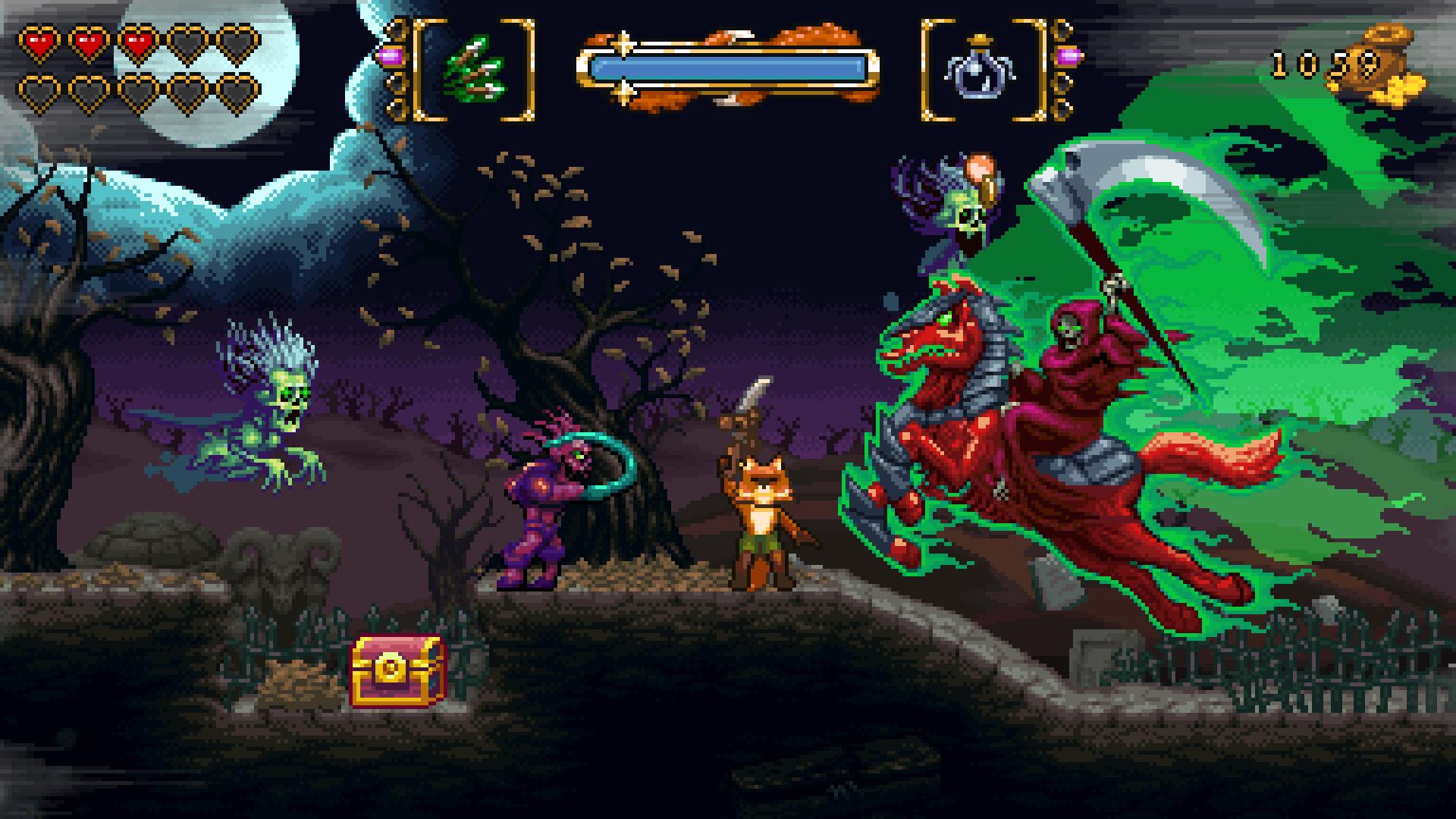FOX n FORESTS скриншот 6