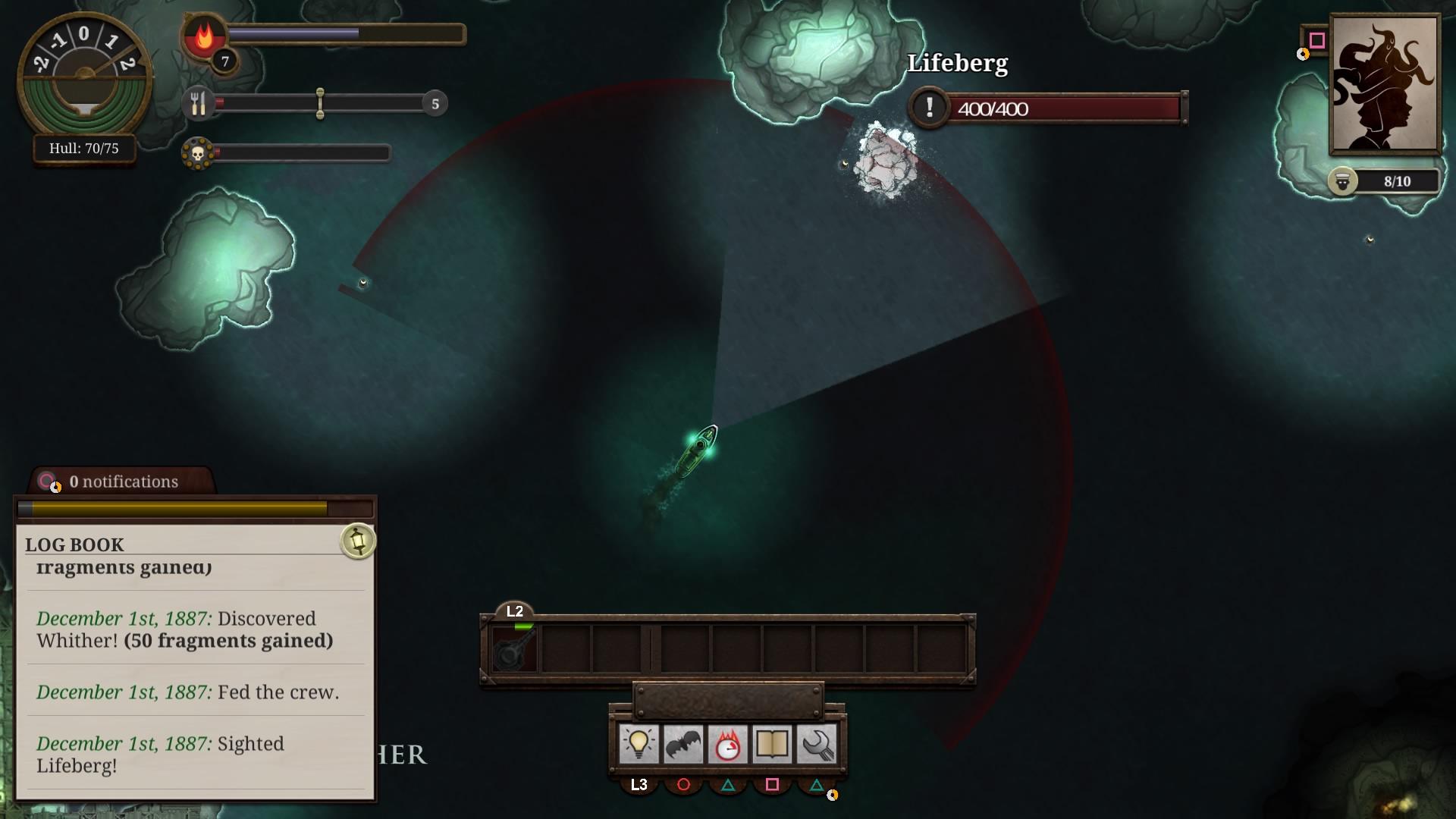 Sunless Sea: Zubmariner Edition скриншот 5