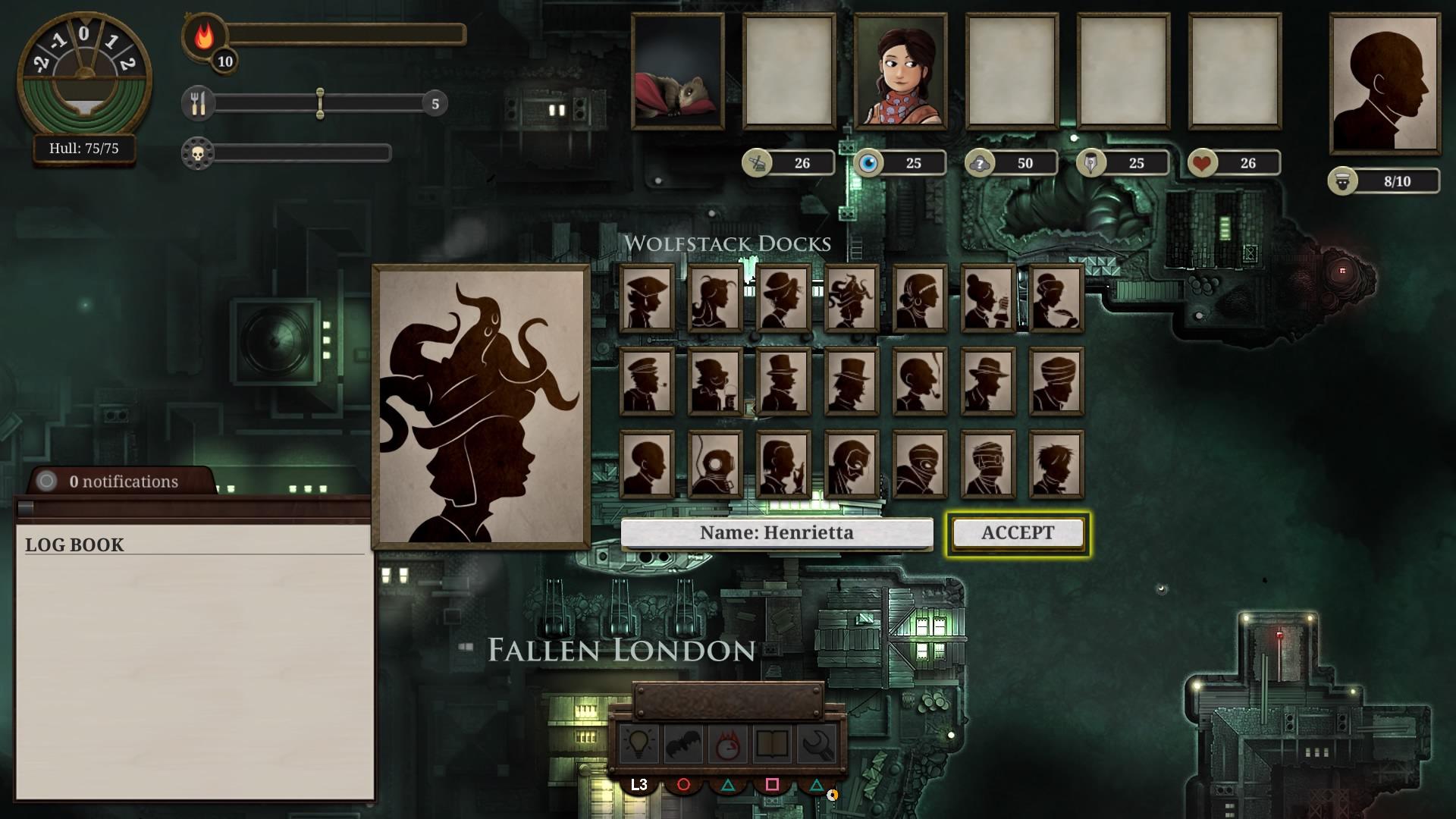 Sunless Sea: Zubmariner Edition скриншот 2