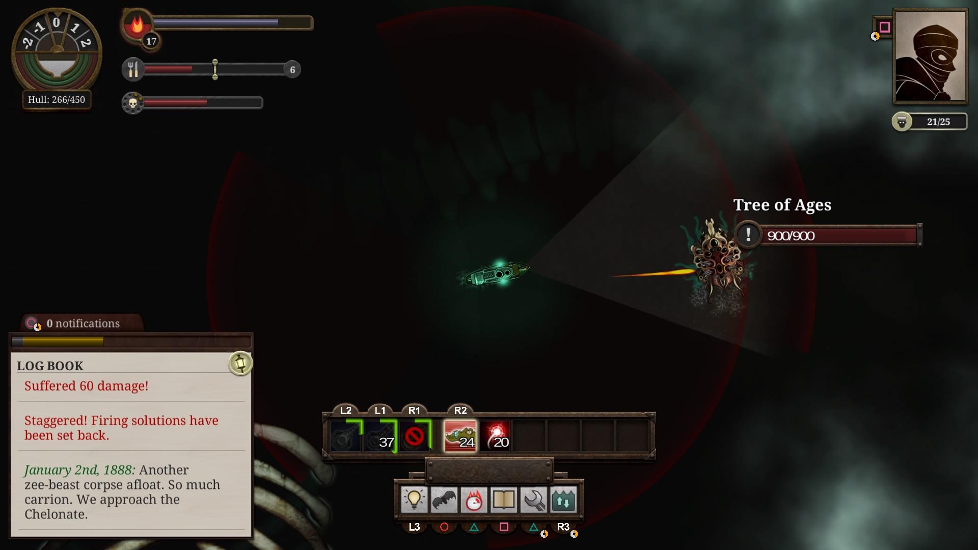 Sunless Sea: Zubmariner Edition скриншот 9