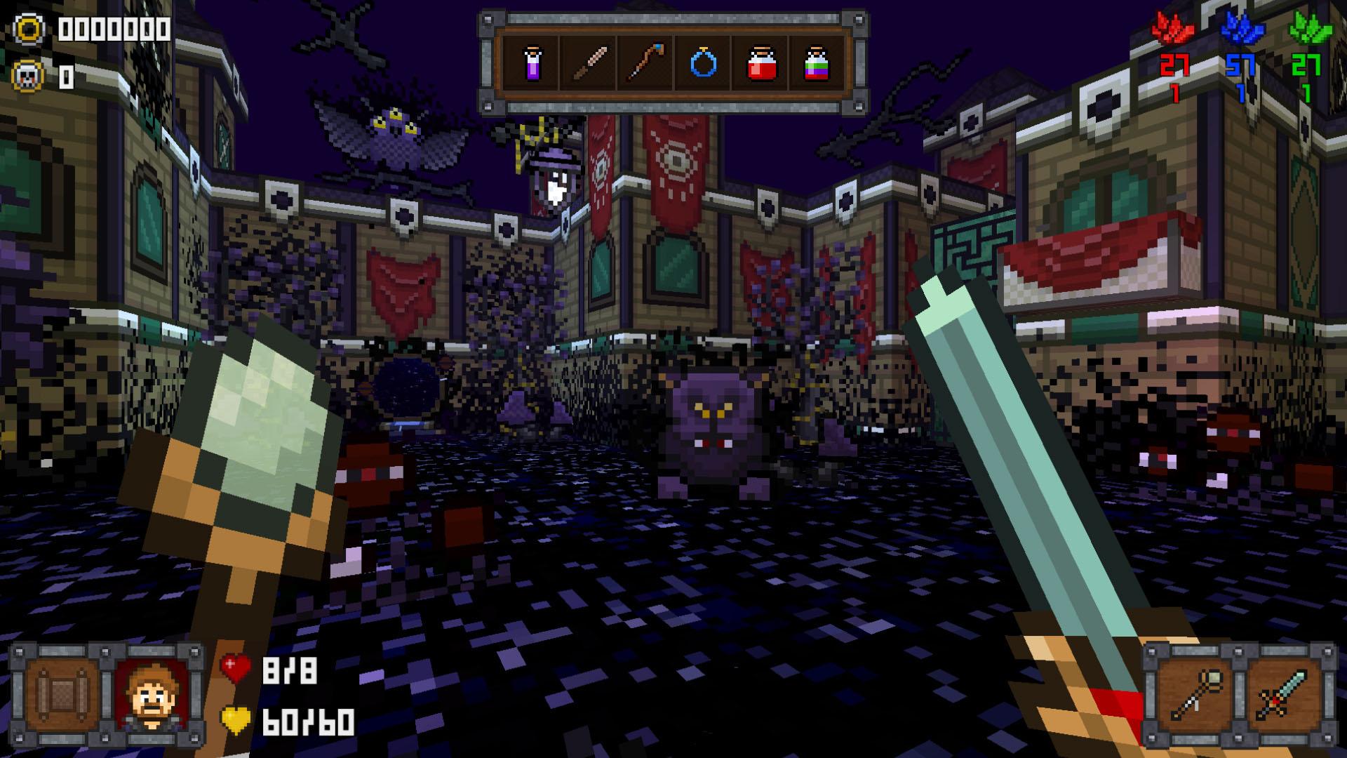 Скриншот №6 к One More Dungeon