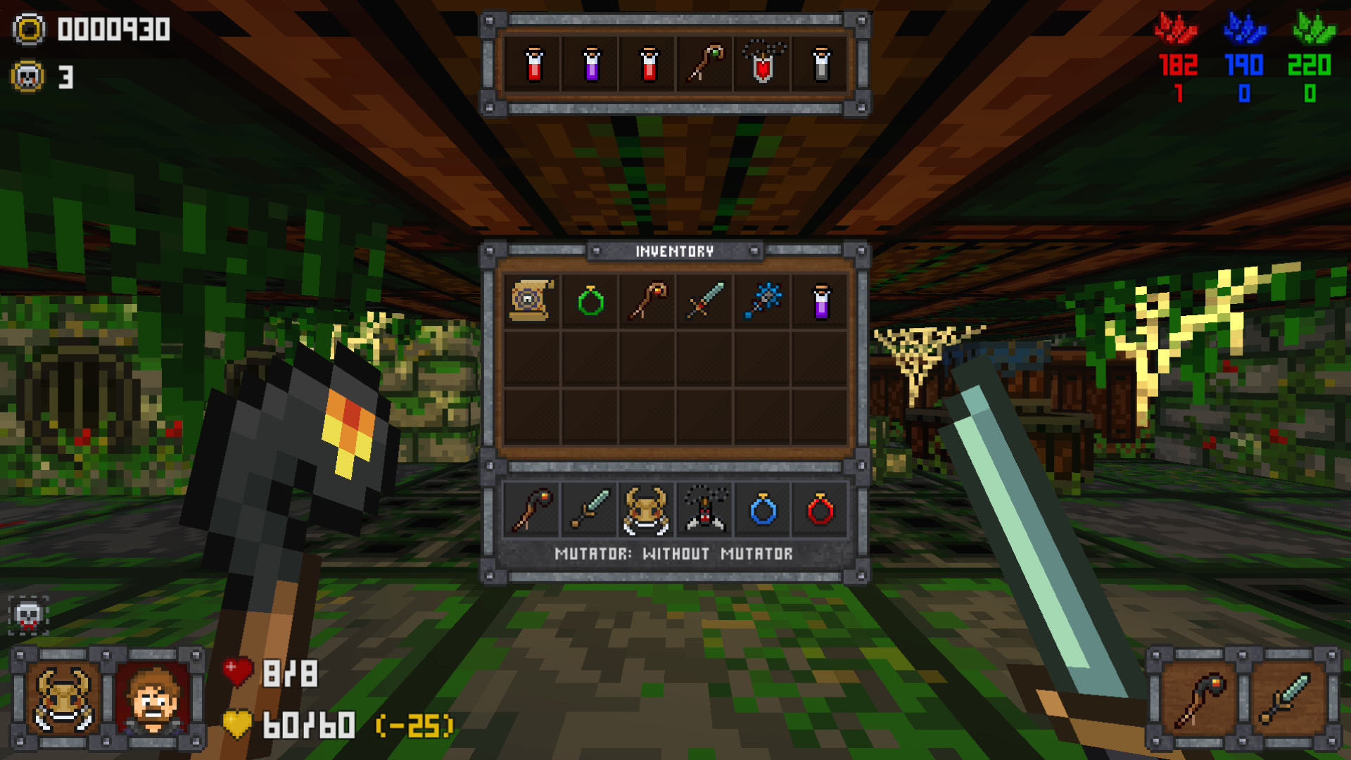 Скриншот №3 к One More Dungeon
