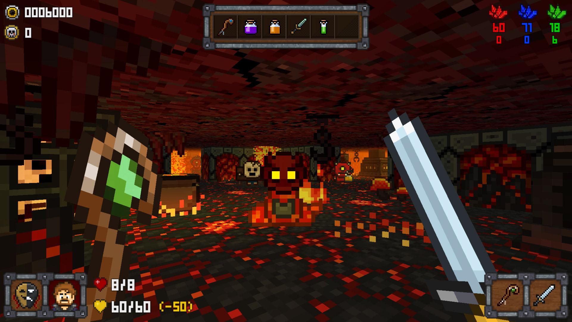 Скриншот №2 к One More Dungeon