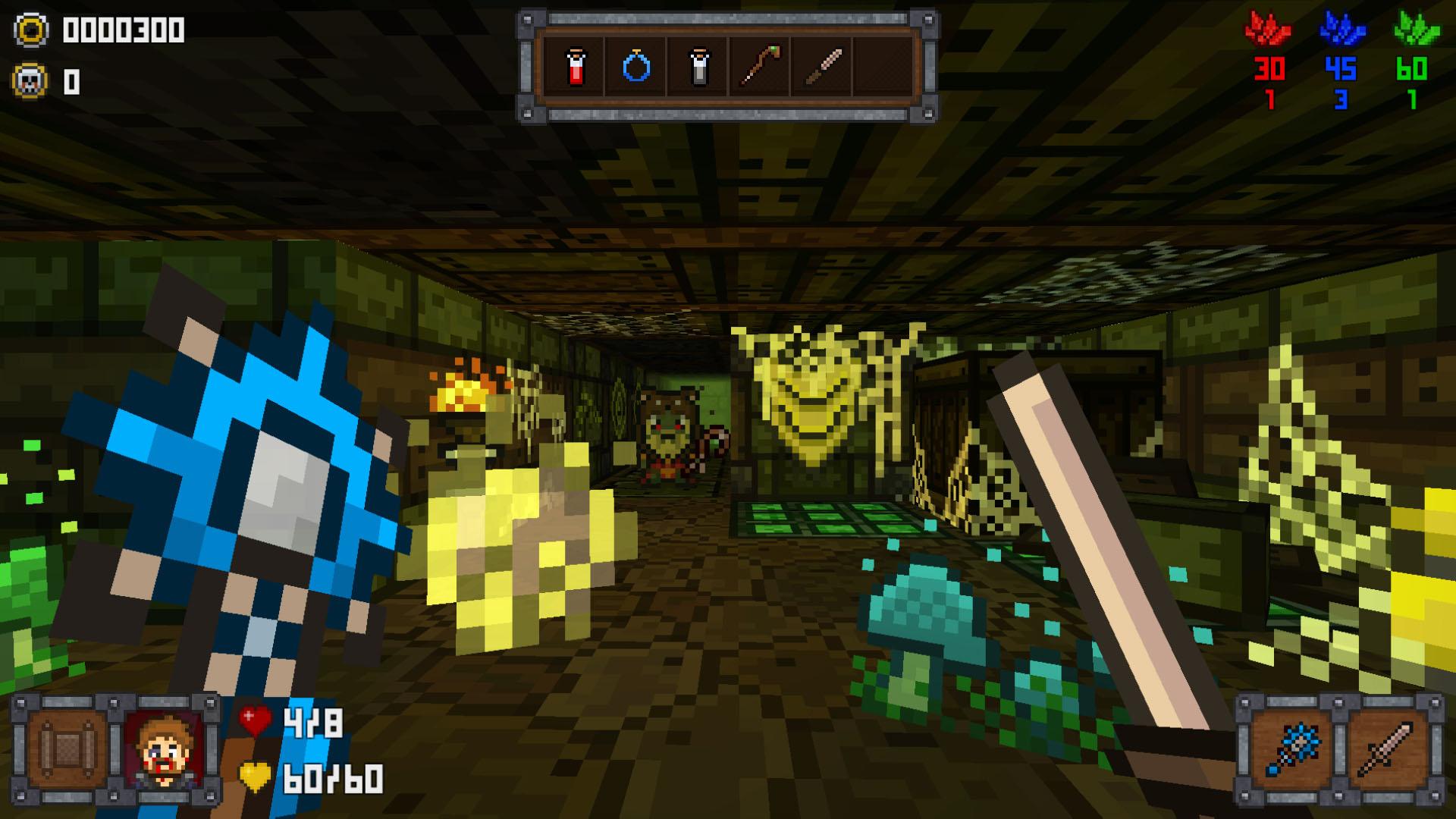 Скриншот №5 к One More Dungeon