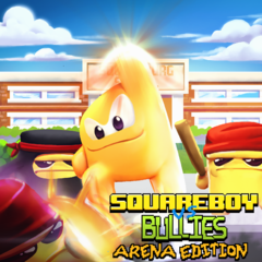 Squareboy vs Bullies : Arena Edition