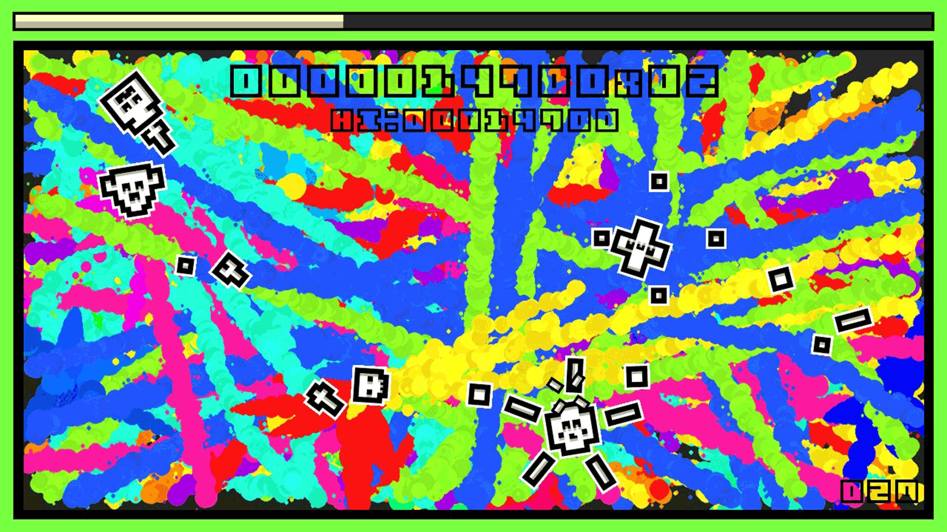 Скриншот №5 к InkSplosion