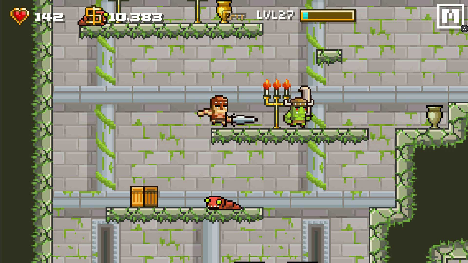 Devious Dungeon скриншот 2