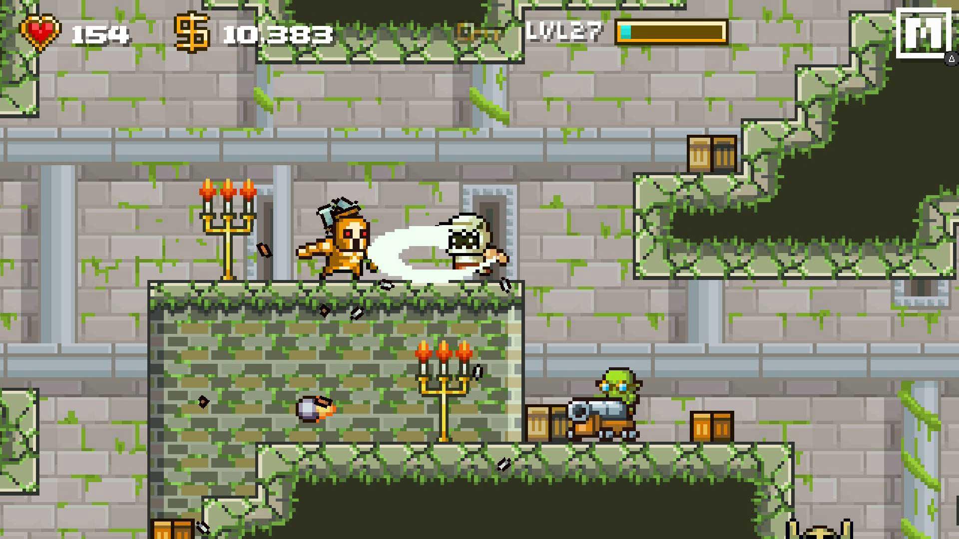 Devious Dungeon скриншот 3