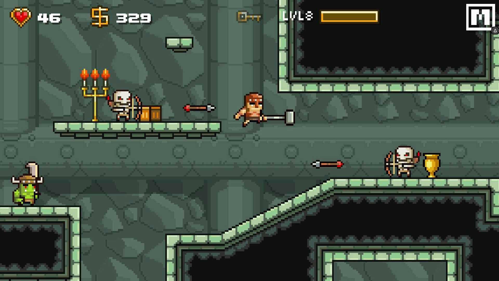 Devious Dungeon скриншот 1