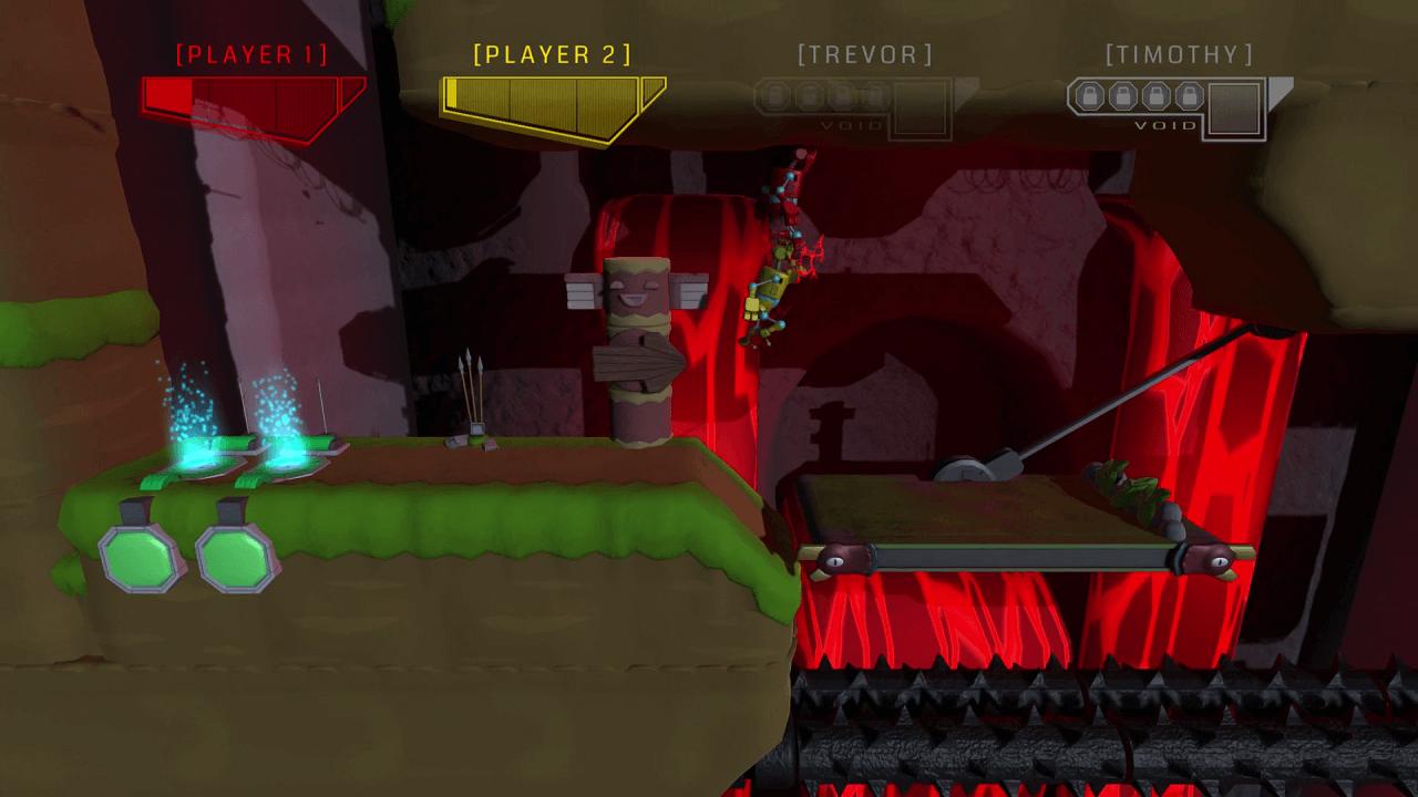 Jolt Family Robot Racer скриншот 1