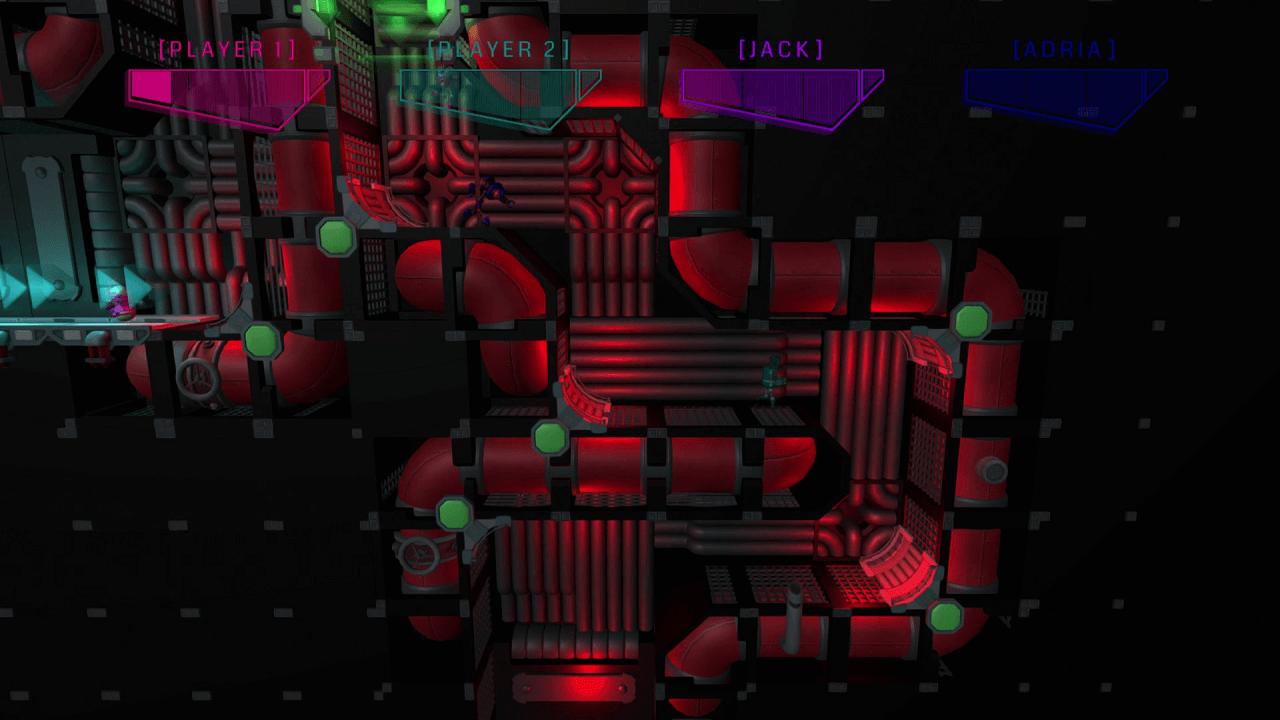 Jolt Family Robot Racer скриншот 5