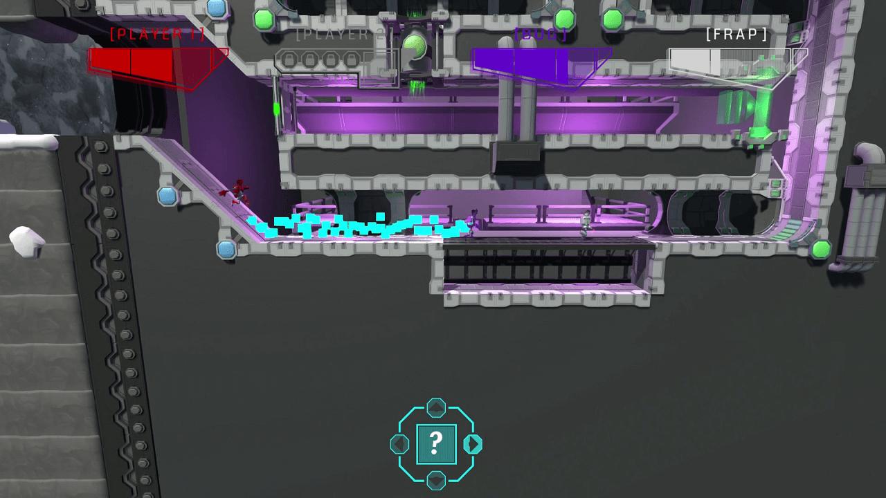 Jolt Family Robot Racer скриншот 2