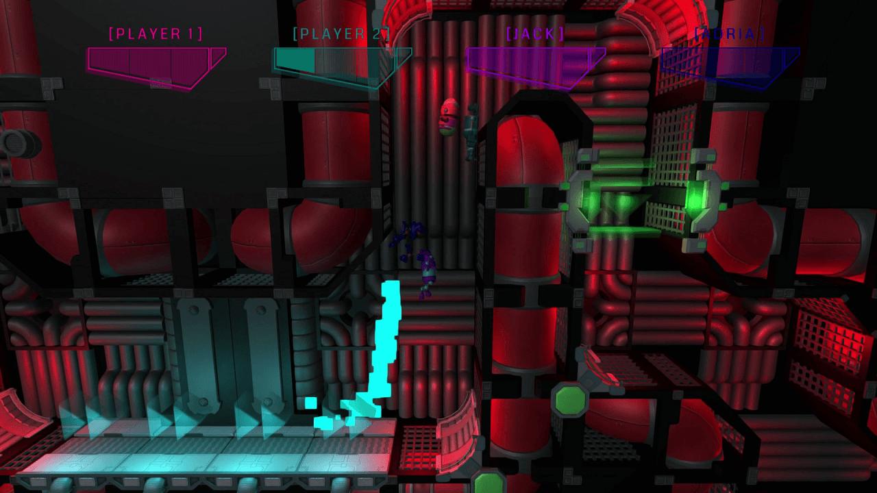 Jolt Family Robot Racer скриншот 4