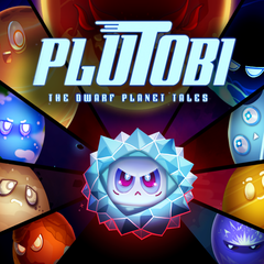 Plutobi : The Dwarf Planet Tales