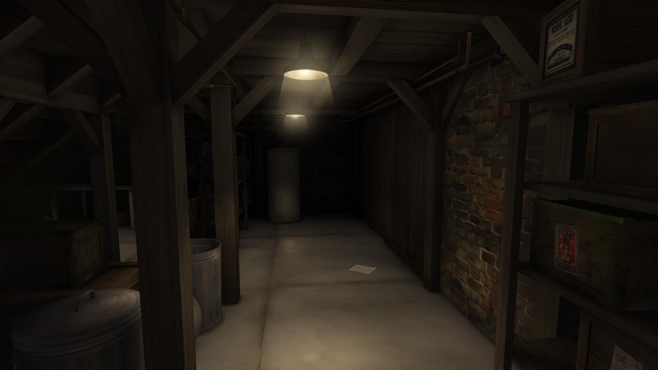 Скриншот №5 к Dead Secret