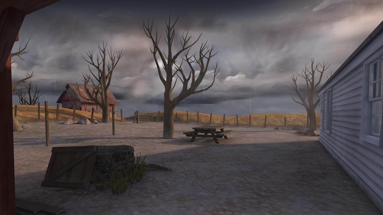 Скриншот №2 к Dead Secret