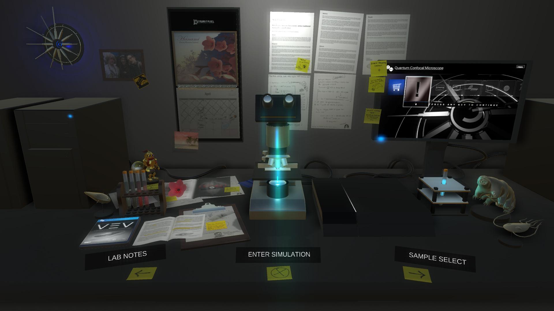 VEV: Viva Ex Vivo™ VR Edition