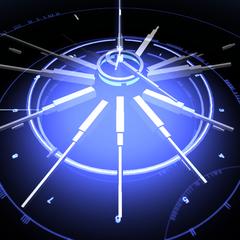 VEV Crystal Clock // Bonus Stage Dynamic Theme