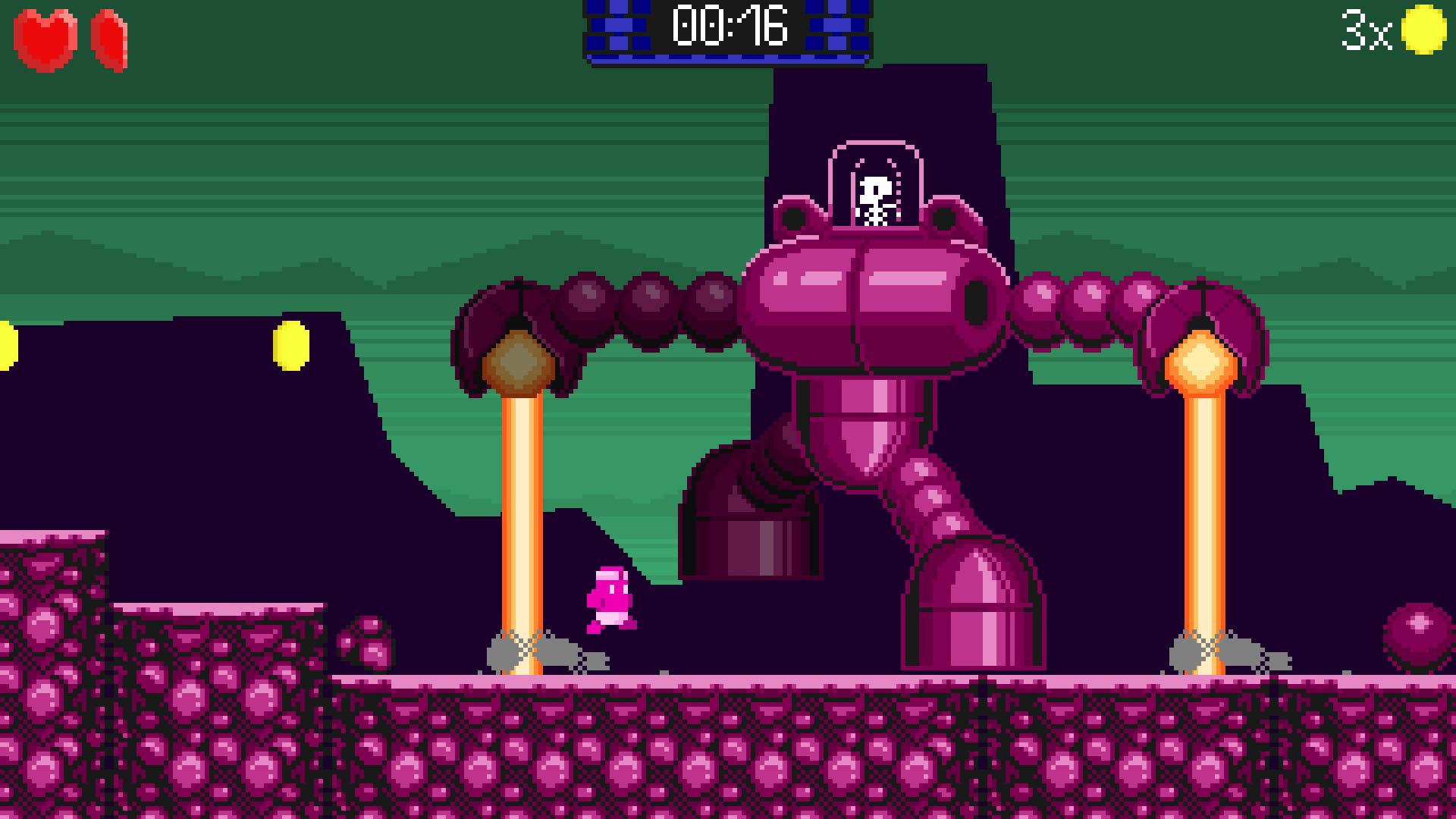 Super Skull Smash GO! 2 Turbo скриншот 2