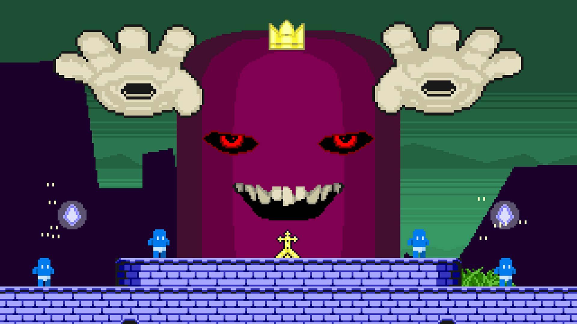 Super Skull Smash GO! 2 Turbo скриншот 3