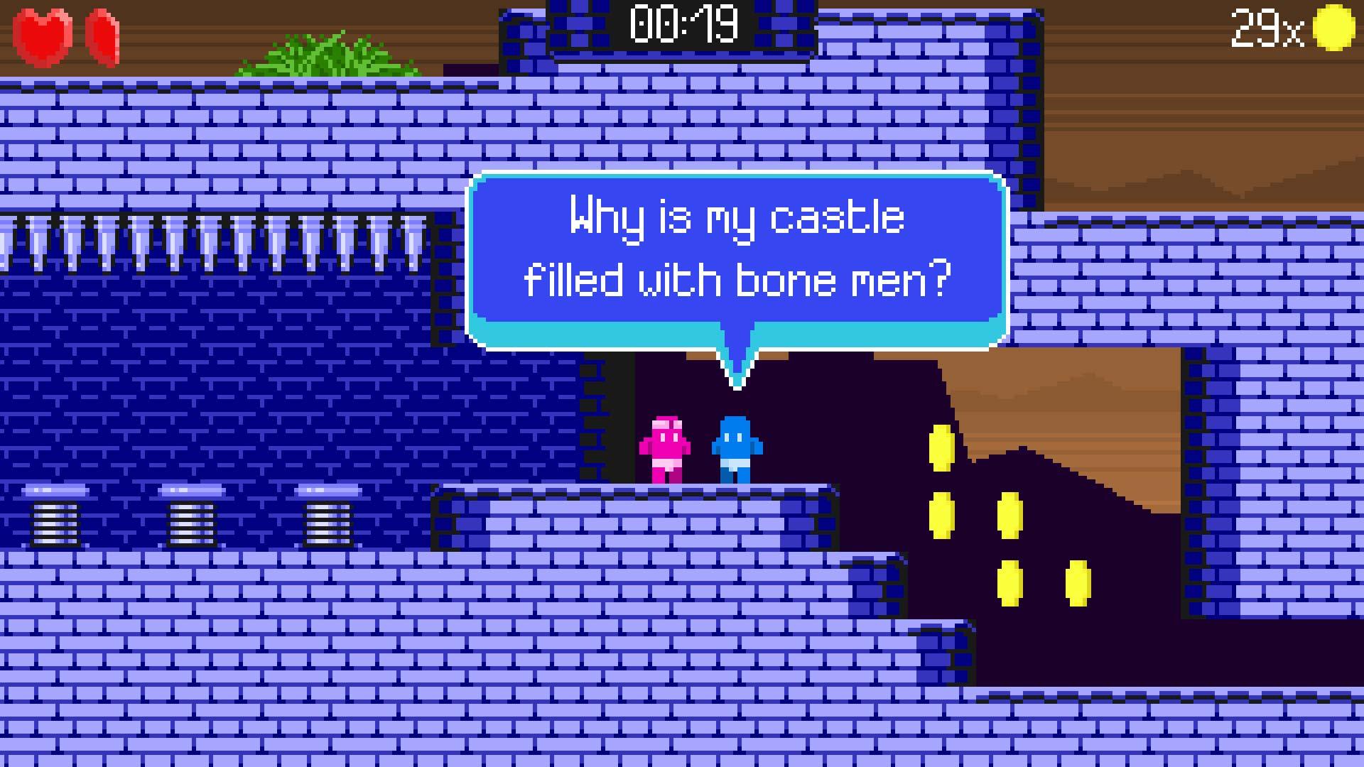 Super Skull Smash GO! 2 Turbo скриншот 4