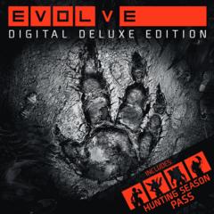 Эксклюзивная цифровая версия Evolve