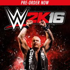 Prenotazione di WWE 2K16