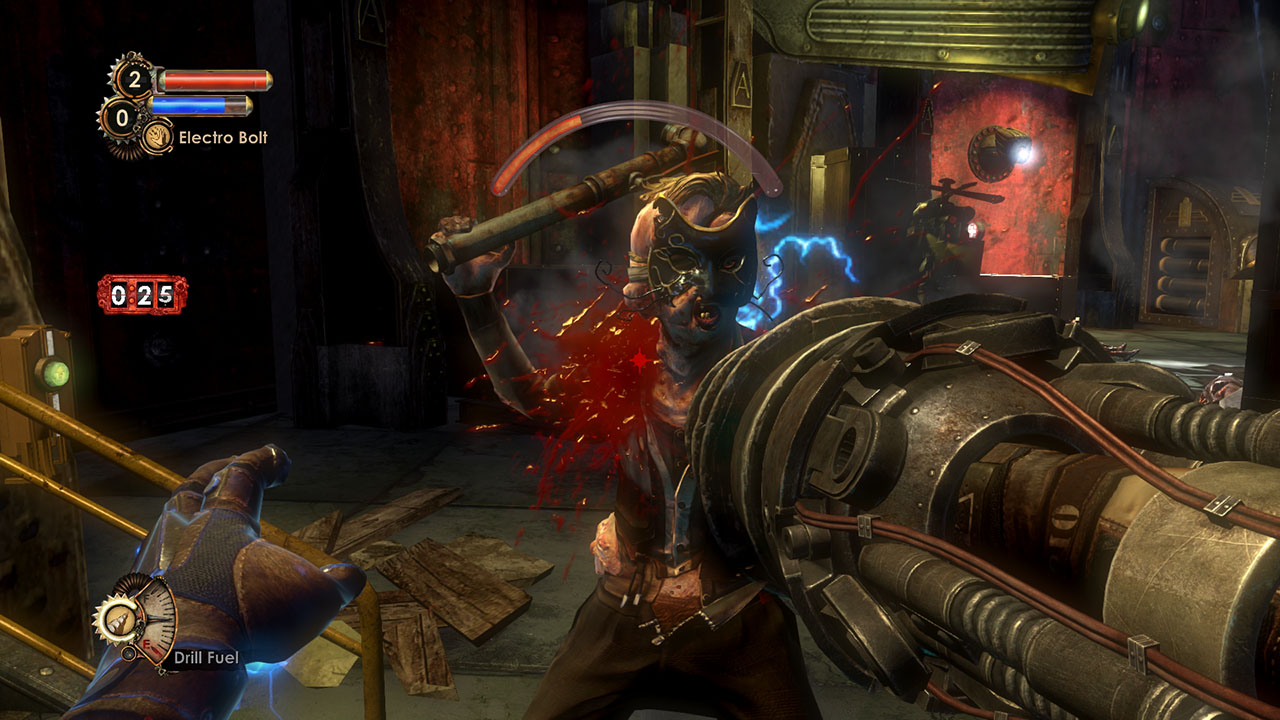 Скриншот №7 к BioShock The Collection