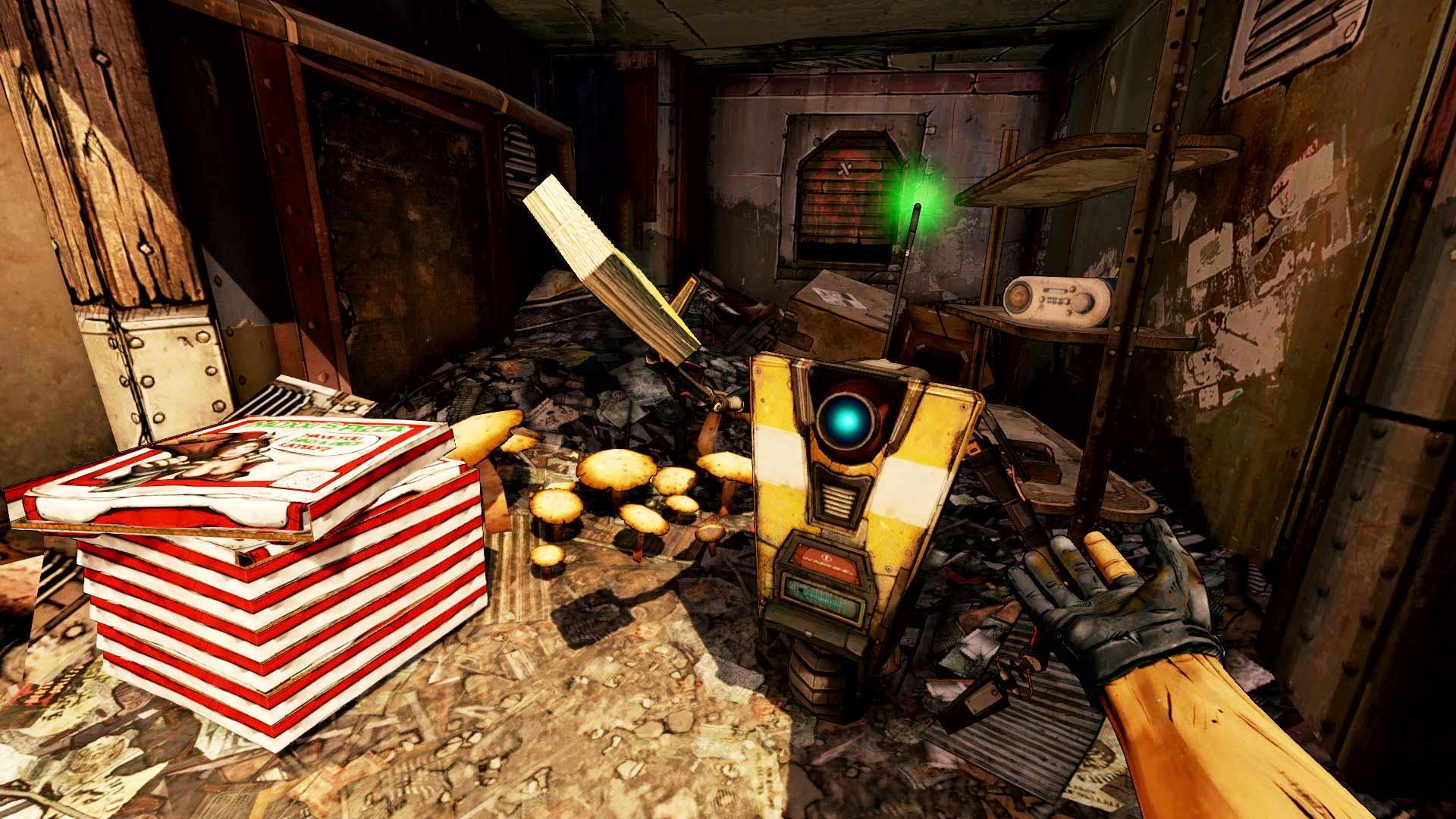 Borderlands 2 VR скриншот 3