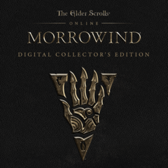 The Elder Scrolls Online : Morrowind Collector's Edition