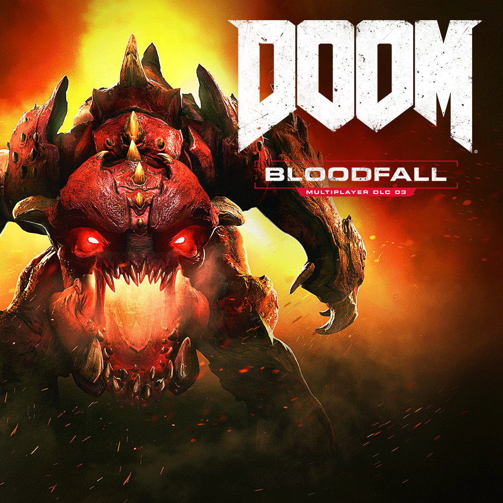 DOOM Bloodfall