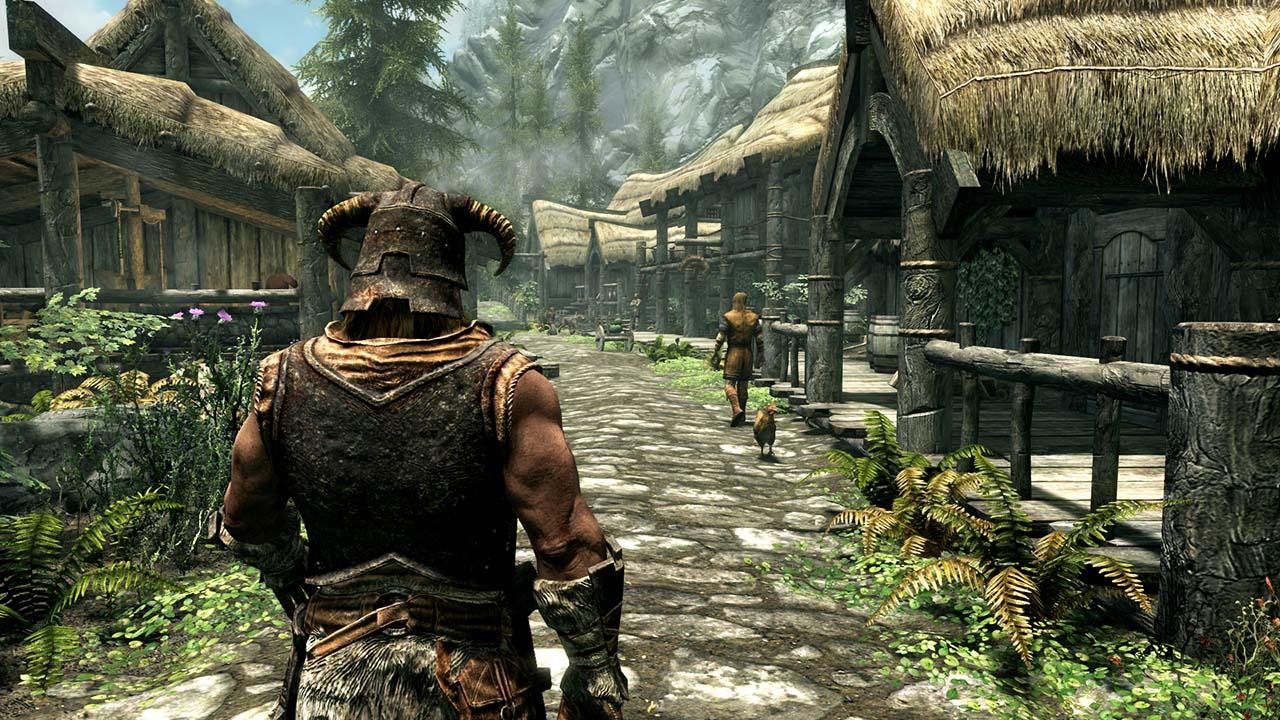 Скриншот №6 к Skyrim Special Edition + Fallout 4 G.O.T.Y. Bundle