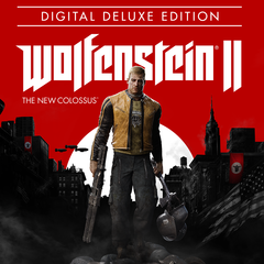 Wolfenstein II : The New Colossus Digital Deluxe Edition