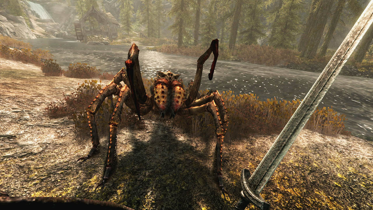 The Elder Scrolls V: Skyrim VR скриншот 1