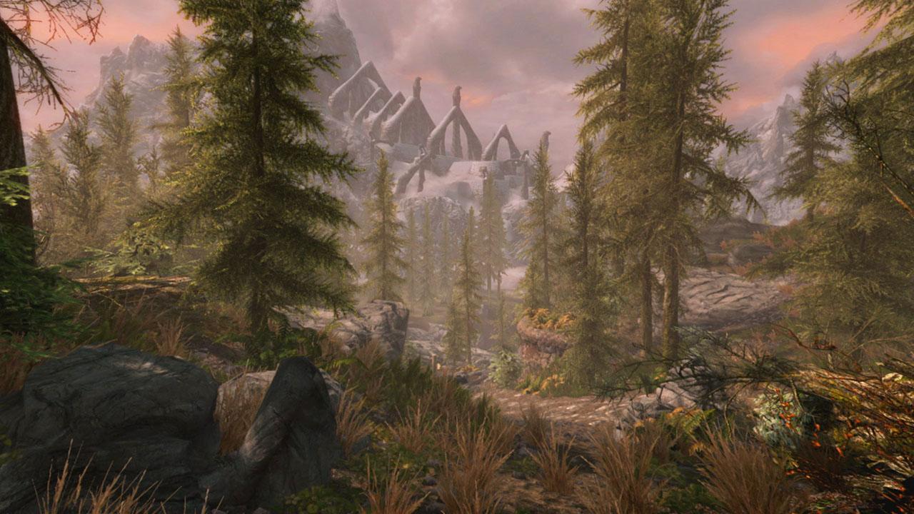 The Elder Scrolls V: Skyrim VR скриншот 3