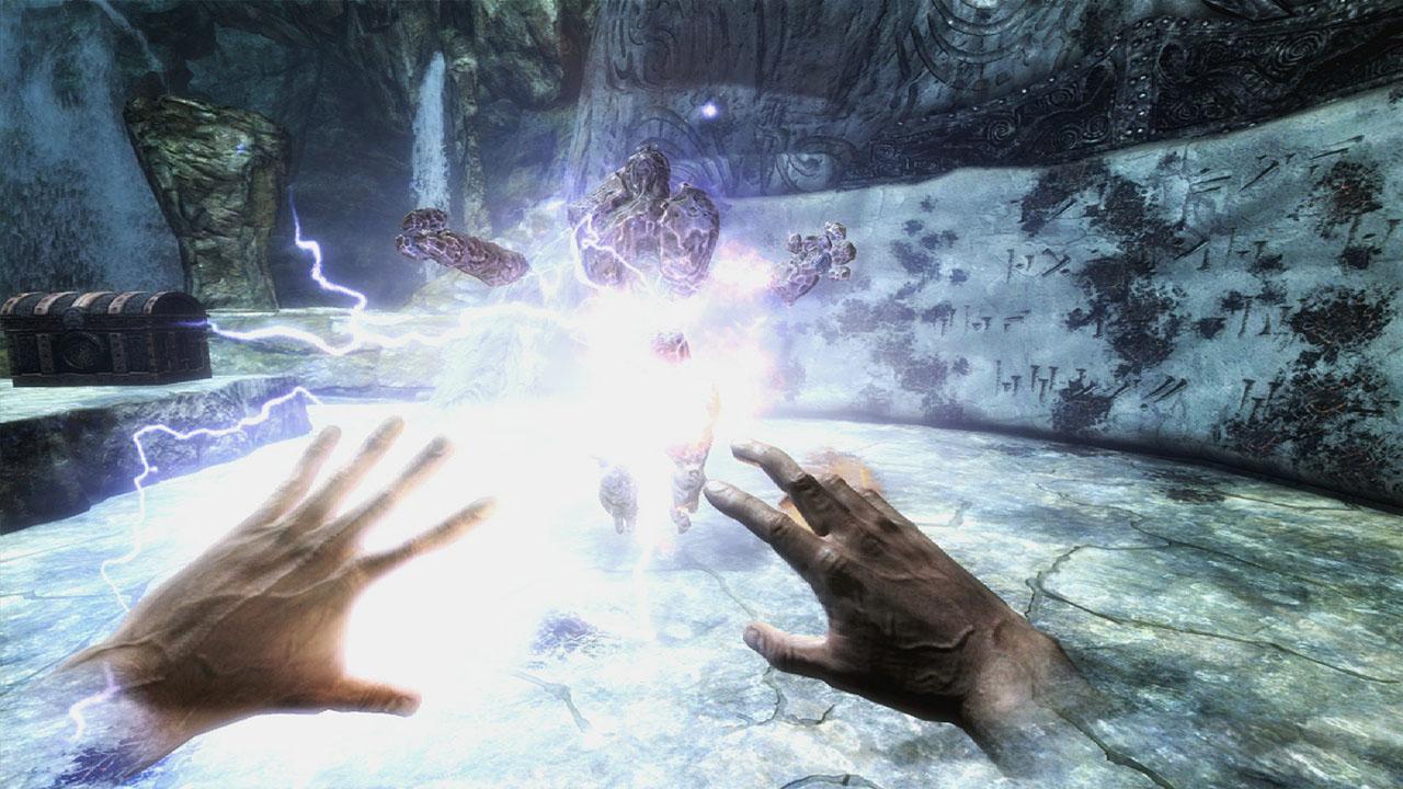 The Elder Scrolls V: Skyrim VR скриншот 2
