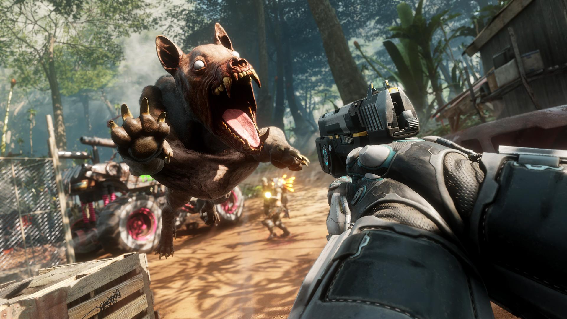 Прокат Rage 2 на PS4