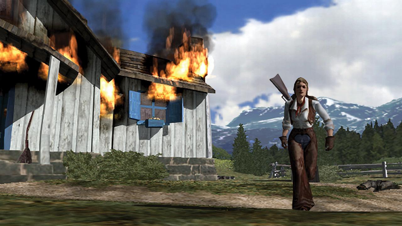Скриншот №6 к Red Dead Revolver